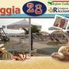 Spiaggia 28, Lungomare di Riccione (RN) Nuova Convenzione