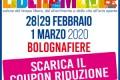 Liberamente a Bologna ANNULLATA e Rinviata al 2021