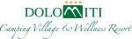 camping dolomiti-logo verde