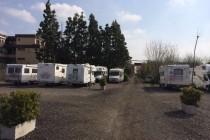 Area sosta camper Feudo San Martino a Caserta Offre Nuova Convenzione