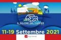 Salone del Camper di Parma 11-19 Settembre 2021. Saremo al Pad. 2 – Stand n. 61
