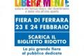 Liberamente alla Fiera di Ferrara, 23/24 Febbraio 2019  Il Camper Club Italiano ci sarà