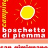 Camping Boschetto di Piemma, San Gimignano (SI) Rinnova la Convenzione