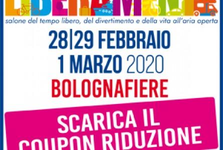 Liberamente a Bologna – ANNULLATA E RINVIATA AL 24/25/26 APRILE 2020
