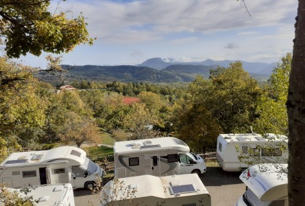 Foto ricordo della Castagnata a Cervarezza (RE) al Camping Le Fonti 22-23-24 Ottobre 2021
